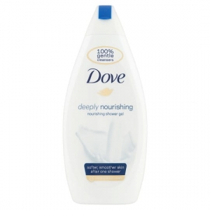 Dove Deeply Nourishing Żel pod prysznic 250 ml