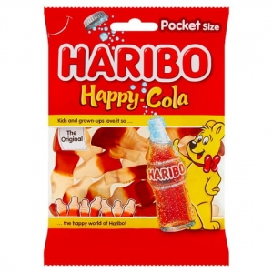 Haribo Happy-Cola Żelki o smaku coli 100 g