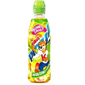Kubuś Play Multiwitamina 400ml