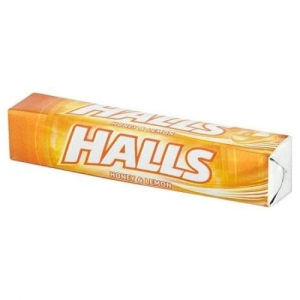 Halls honey i lemon 33,5 g