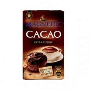 Cacao extra ciemne Magnetic 200 g