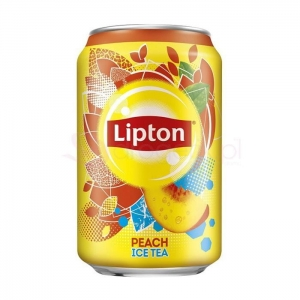 LIPTON Ice Tea Peach 330ml
