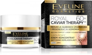 Eveline Royal Caviar Therapy Krem-koncentrat 60+