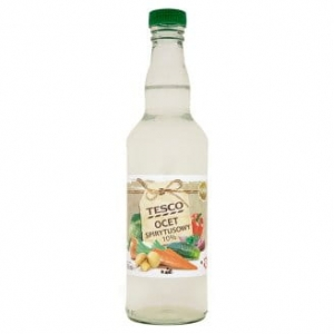 Tesco Ocet spirytusowy 10% 500 ml